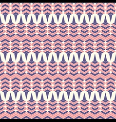 abstract shape design pattern background vector image
