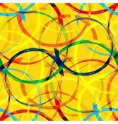 Rio 2016 brazil games abstract colorful seamless vector