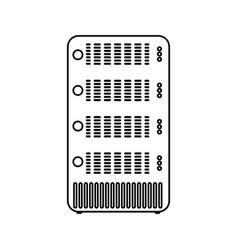 Database storage cpu vector