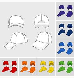Street fashion clothing 02 vector