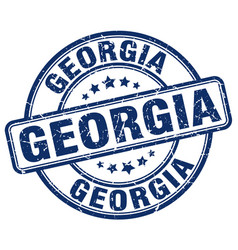 Georgia stamp vector
