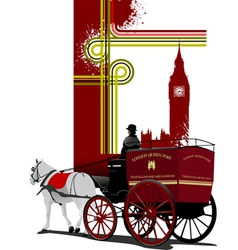 london image 002 vector image