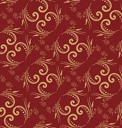 Swirl design vector image