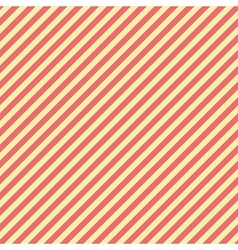 Retro striped pattern vector image