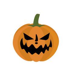 Jack-o-lantern pumpkin vector
