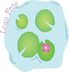 Leap frog vector
