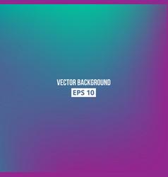 Purple cyan blue blur gradient vector