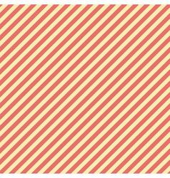 Retro striped pattern vector image
