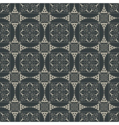 Seamless vintage background Wallpaper background vector image vector image