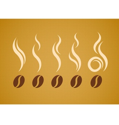 Koffee Smoke vector image