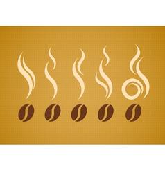 Koffee smoke vector