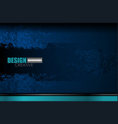 Background blue texture design vector