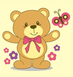 Litle bear vector