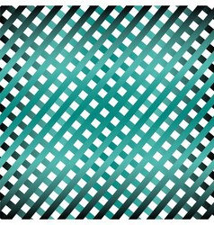 Texture grid abstract background blue green seamle vector