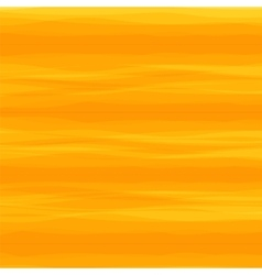 Abstract orange horizontal wave background vector
