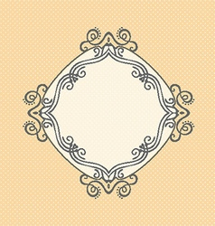 retro background 1409 vector image vector image