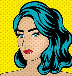 Pop art design vector