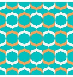 Minimalistic wave pattern vector image vector image