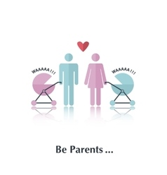 Be parents vector