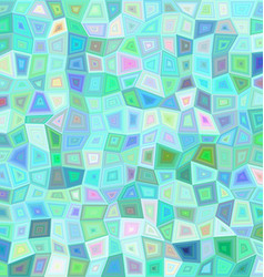 Light color irregular rectangle mosaic background vector