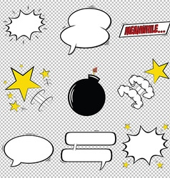 Isolated comic expression vector