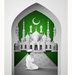Mosque3 vector