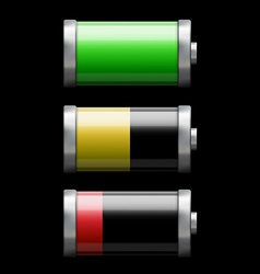 battery Charge vector image vector image