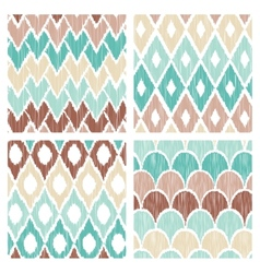 Gentle pattern vector image