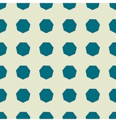 Heptagon seamless pattern 103 vector