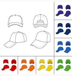street fashion clothing 03 vector image