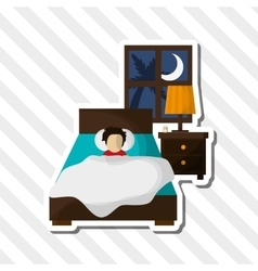 Design of resting editable vecctor vector