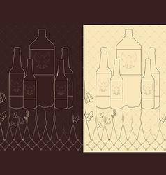 beer1 vector image vector image