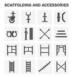 Scaffolding icon2 vector
