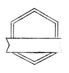 badge emblem sign vector image