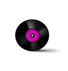 The music icon vector image