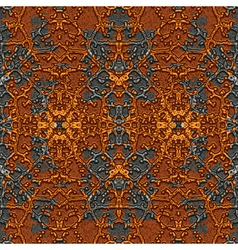 Rusty metal pattern vector