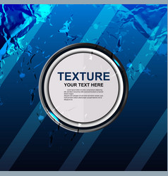 Background blue texture vector
