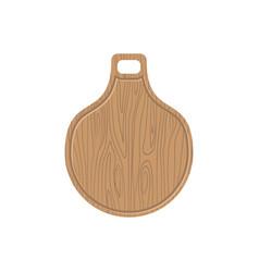 Cutting board wooden kitchen plank kitchen vector