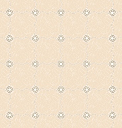 Background pattern seamless geometric flower vector