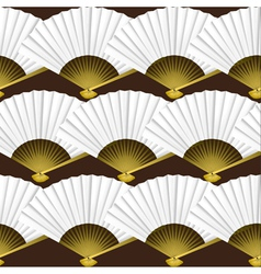 Fan seamless vector image