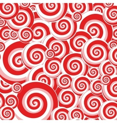 Abstract background with swirl elements vector image vector image