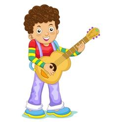 gitar vector image vector image