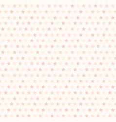 Rose striped star pattern seamless vector