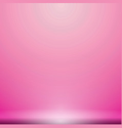 Abstract luxury pink gradient with lighting vector