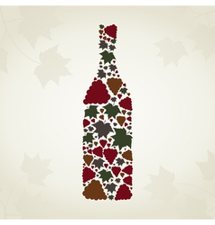 Wine4 vector image