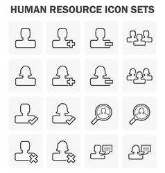 People icon new vector image vector image