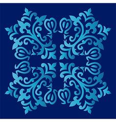 Antique ottoman turkish pattern design fifty nine vector