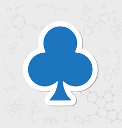 Game cross icon vector