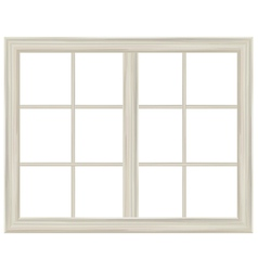Window frame vector