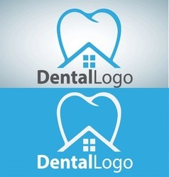 Dental logo 8 vector